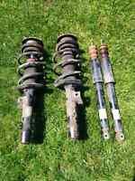 BMW X3 suspension