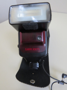 Canon TL 300 Flash