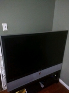 50 inch samsung rear projection