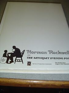The Saturday Evening Post Norman Rockwell