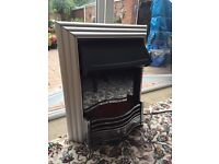 Fire electric dimplex excellent condition