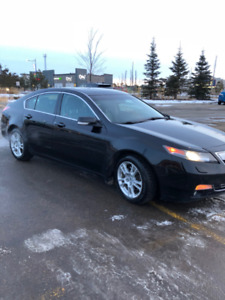 ACURA TL - 2012 - AWD Sport Tech - Black on Black - 150,000kms