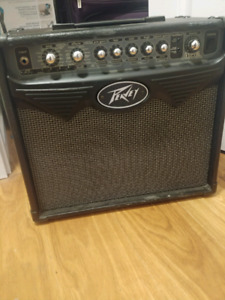 Peavey amp price is obo