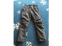 Tuzo motorcycle trousers