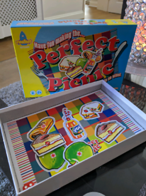 Perfect picnic game
