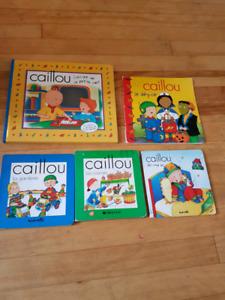 Lot de livres pour petits
