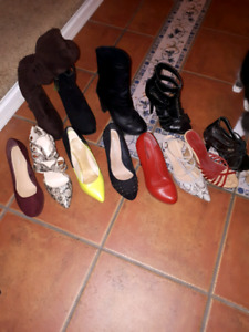 Lot chaussure pointure 7-8