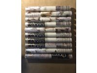 WALLPAPER (10 rolls) £50 ONO