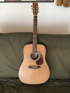 Norman Acoustic Guitar - Made in Quebec