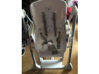 Mamas and papas highchair 10pounds