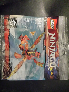 Lego Ninjago 30422 kais mini dragon