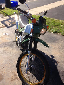 Selling kawasaki Sherpa! On and Off roading!