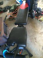 Bowflex bench