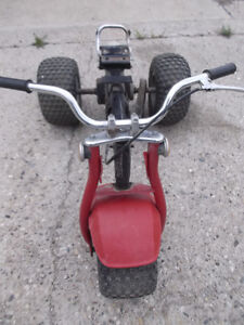 Chassis only for 1980 Honda ATC 70 Moose Jaw Regina Area image 3