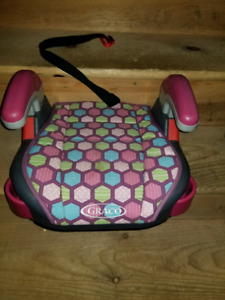 Booster seats and playpen