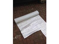 Airtec foil bubble insulation