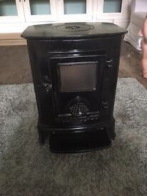 Wood burner and accessories