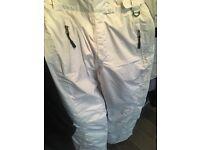 Ski winter trouser 10-12