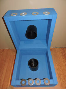For Sale: Washers Toss Game  $40.00 and It's a fun game to play