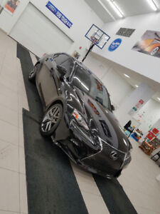Lexus IS 350 F Sport (AWD, Red Interior, 29,000km, 2015)