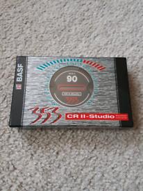 Basf 353 CR ll-Studio Crome 90 Sealed