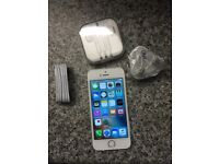 Apple iPhone 5S 16gb .,factory unlocked to all Networks. Good condition