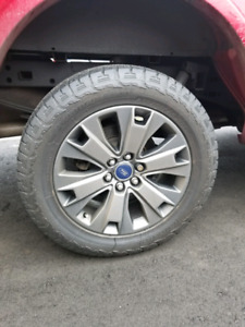 """Special Edition 20"""" Ford F150 Rims"""