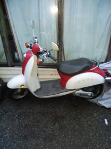 2002 Honda Jazz scooter 50cc