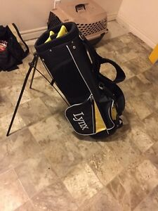 Golf Bag & Shoes for sale