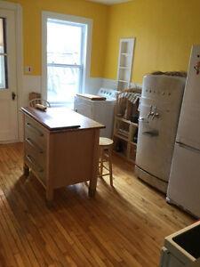 Appartement 5 1/2 Limoilou : cachet, 1/2 mois gratuit, 1er août