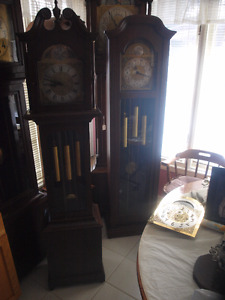 Grandfather - Grandmother Clock - True Weight Driven Movement London Ontario image 6