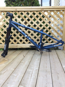 Giant STP Special Edition With Manitou Fork