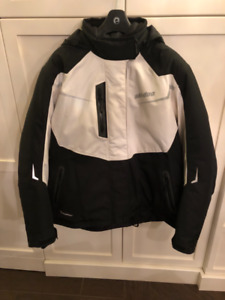 Women's snowmobile jacket, BRP Absolute 0, Size 3X, asking $175