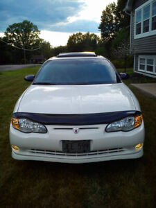 2001 Limited Edition Monte Carlo SS