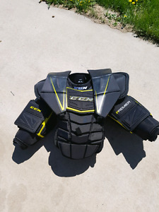 Ccm chest protector L