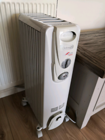 Delonghi Dragon Two oil radiator. This is high quality original