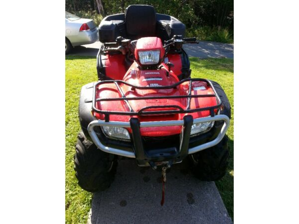 Used 2009 Honda Honda 500 Rubicon trail edition