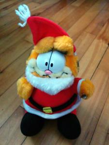 Santa Garfield