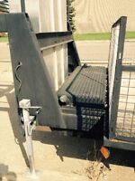 Multi use utility/Quad trailer