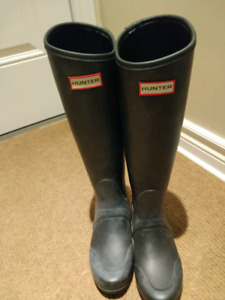 82e41efc557 Hunter Boots | Kijiji in Ottawa. - Buy, Sell & Save with Canada's #1 ...