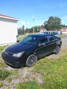 ***2010 FORD FOCUS SES ***