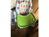 Baby High chair's
