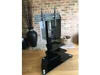 TV stand, free standing