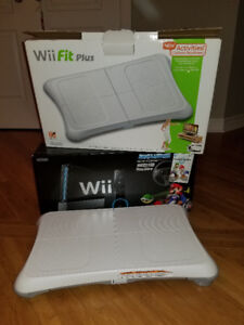 BRAND NEW IN BOX NINTENDO Wii Fit Plus