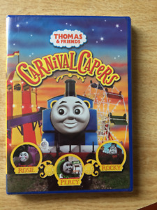 Thomas and Friends Carnival Capers DVD - NEW!