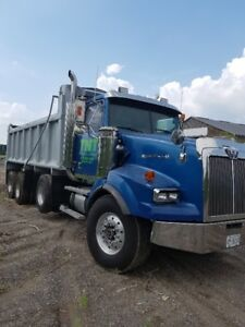 2004 Westernstar Triaxle dumptruck- CERTIFIED AND E-TESTED