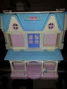 Fisher-Price dollhouse