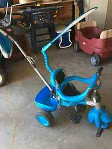 Little tikes blue bike Kitchener / Waterloo Kitchener Area image 1