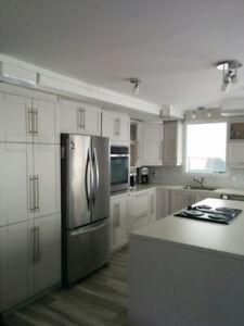 Restauration D armoires de cuisines et salles de bains