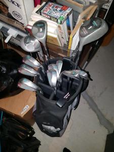 Golf club set